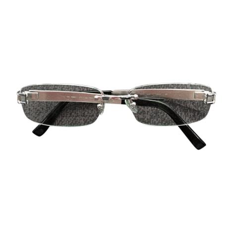 Monture de lunettes FRED Argenté, acier