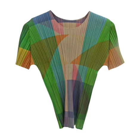 Blouse ISSEY MIYAKE Multicouleur