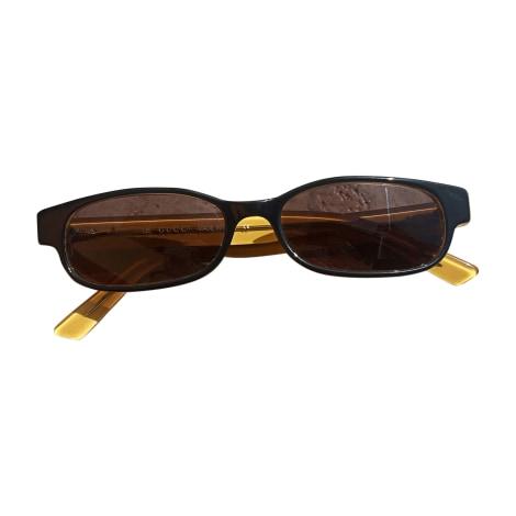 Monture de lunettes GUCCI Noir