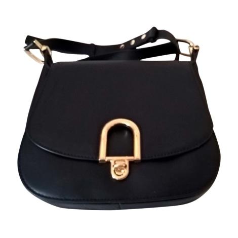Leather Shoulder Bag MICHAEL KORS Blue, navy, turquoise
