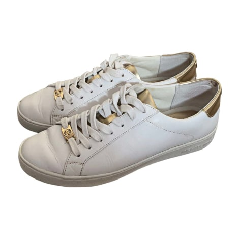 Sneakers MICHAEL KORS White, off-white, ecru