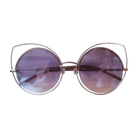 Sunglasses MARC JACOBS Gray, charcoal