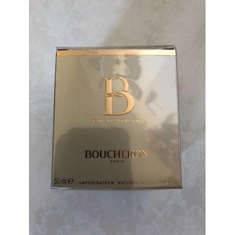 Extrait de parfum, essence BOUCHERON