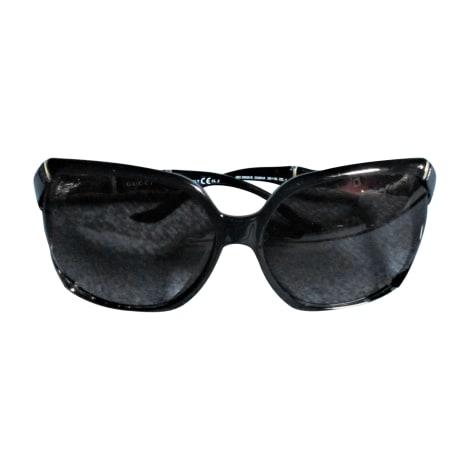 Sonnenbrille GUCCI Hobo Schwarz
