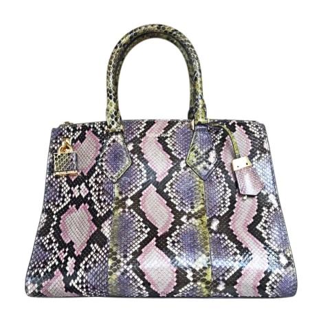 Leather Handbag MICHAEL KORS Animal prints