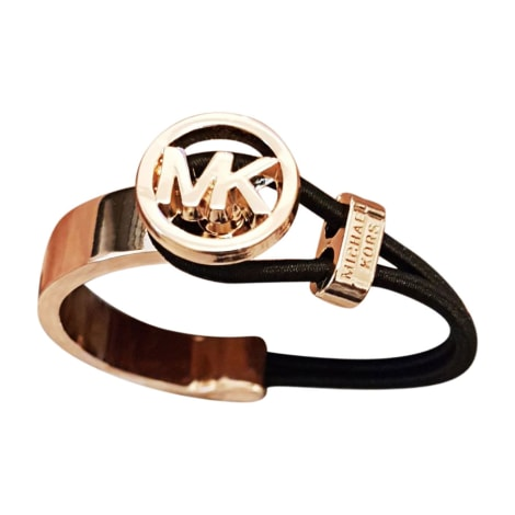 Bracelet MICHAEL KORS Golden, bronze, copper