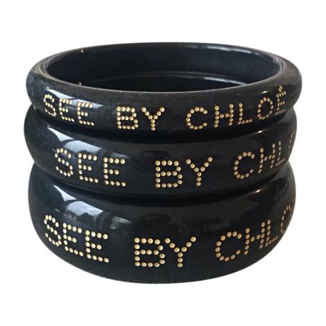 Bracelet SEE BY CHLOE Noir