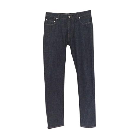 Jeans droit JACOB COHEN Brut bleu