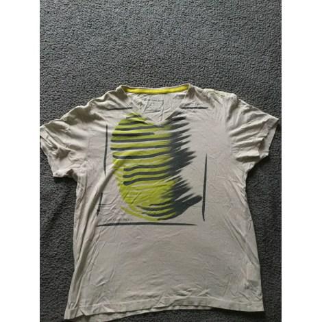 Tee-shirt CALVIN KLEIN Beige, camel