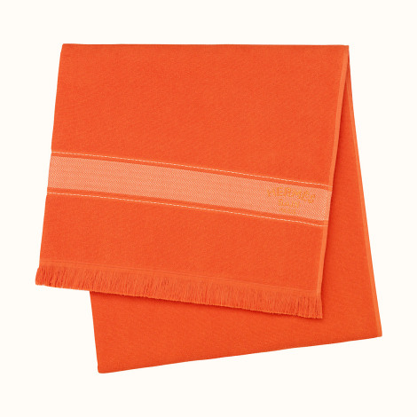 Paréo HERMÈS Orange