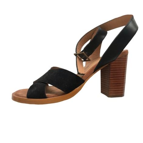 Sandales à talons GERARD DAREL Noir
