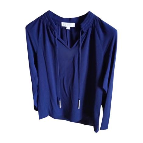 Chemisier MICHAEL KORS Bleu, bleu marine, bleu turquoise