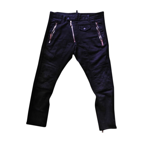 Jeans slim DSQUARED Noir