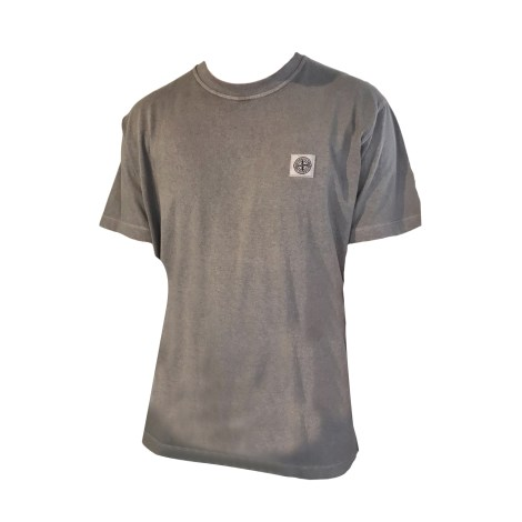 Tee-shirt STONE ISLAND Gris, anthracite