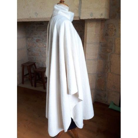 Accessoire de mariage ALPAGA NATURE Blanc, blanc cassé, écru