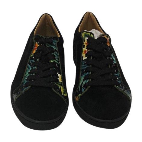 Sneakers CHRISTIAN LOUBOUTIN Black
