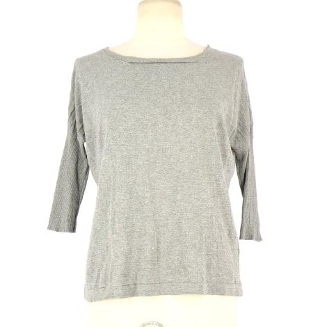 Top, tee-shirt BEL AIR Gris, anthracite