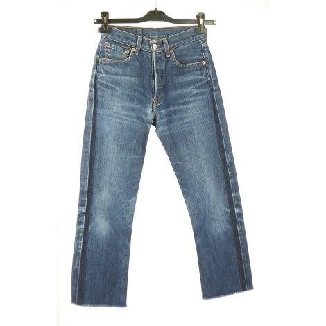 Straight-Cut Jeans  LEVI'S Blau, marineblau, türkisblau