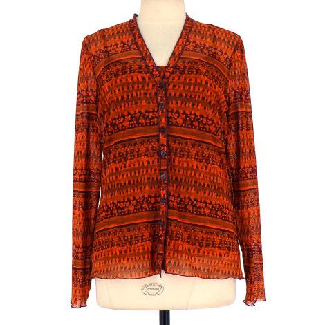 Tailleur pantalon CHACOK Orange
