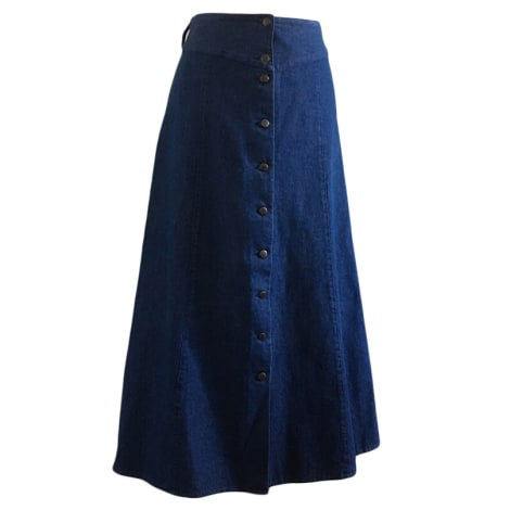 Maxi Skirt CACHAREL Blue, navy, turquoise