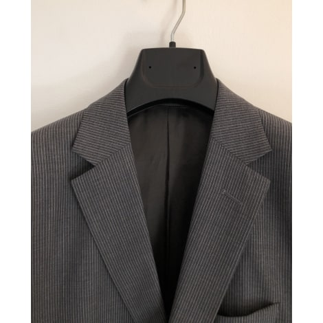 Costume complet MASSIMO DUTTI Gris, anthracite