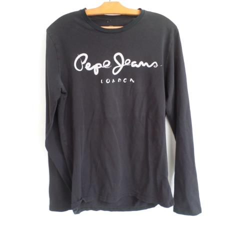 T-shirt PEPE JEANS Black
