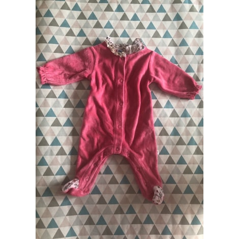 Pyjama JACADI Rose, fuschia, vieux rose
