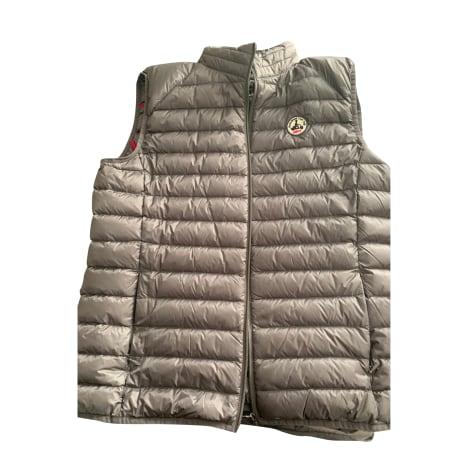 Down Jacket JOTT Gray, charcoal