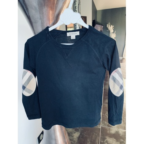 Tee-shirt BURBERRY Noir