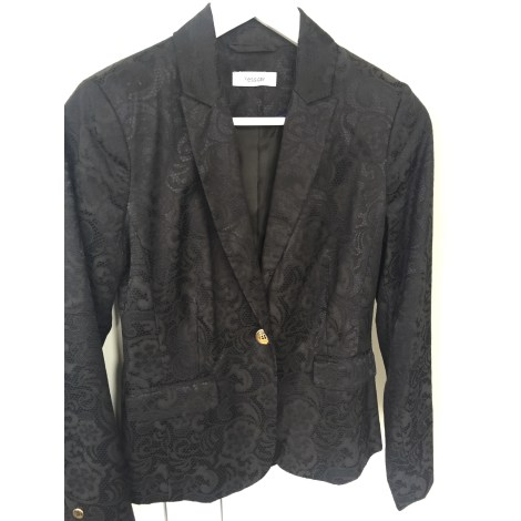 Blazer, veste tailleur YESSICA Noir