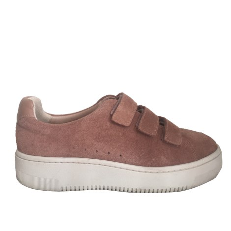 Sneakers SANDRO Pink, fuchsia, light pink