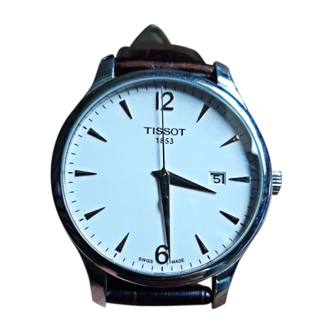 Wrist Watch TISSOT Brown