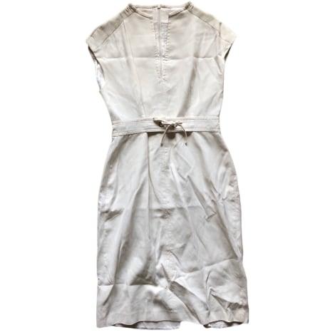 Midi-Kleid MAX MARA Weiß, elfenbeinfarben