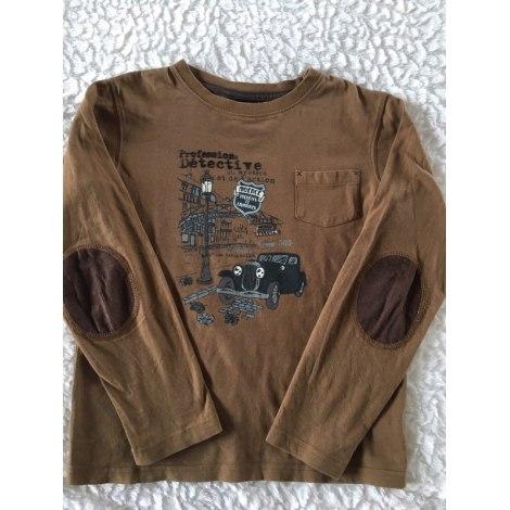 Tee-shirt SERGENT MAJOR Marron