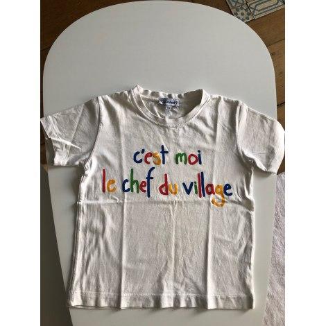Tee-shirt CLUB MED Blanc, blanc cassé, écru