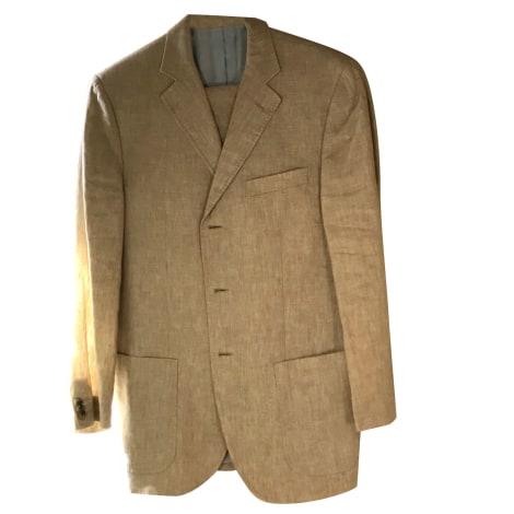 Costume complet GANT Beige, camel