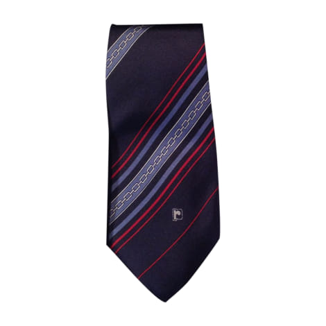 Tie PACO RABANNE Blue, navy, turquoise