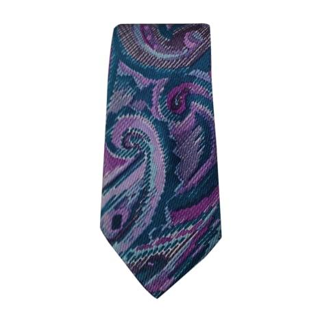 Cravate GIVENCHY Violet, mauve, lavande