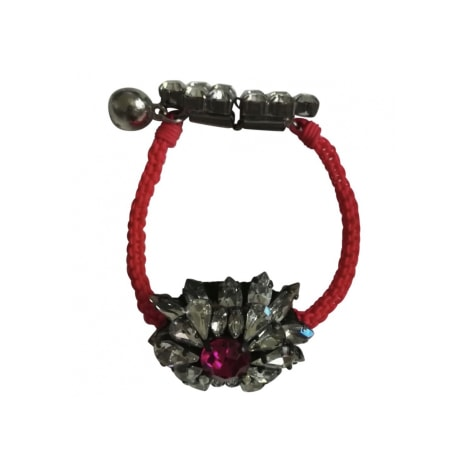 Bracelet SHOUROUK Rouge, bordeaux