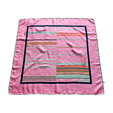 Tuch, Schal DIOR Pink,  altrosa
