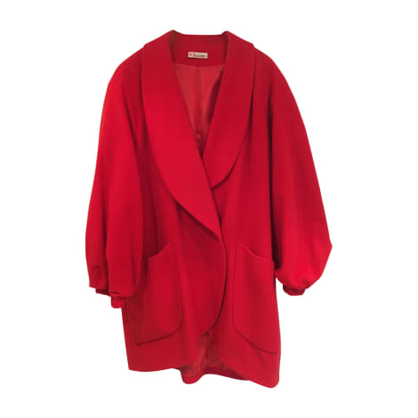 Cappotto KARL LAGERFELD Rosso, bordeaux