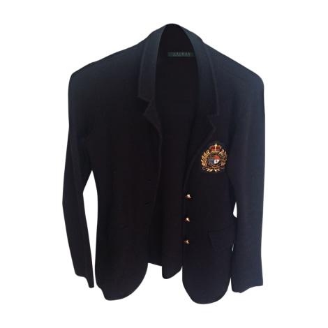 Blazer, veste tailleur RALPH LAUREN Noir