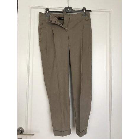 Pantalon carotte LUI JO Beige, camel