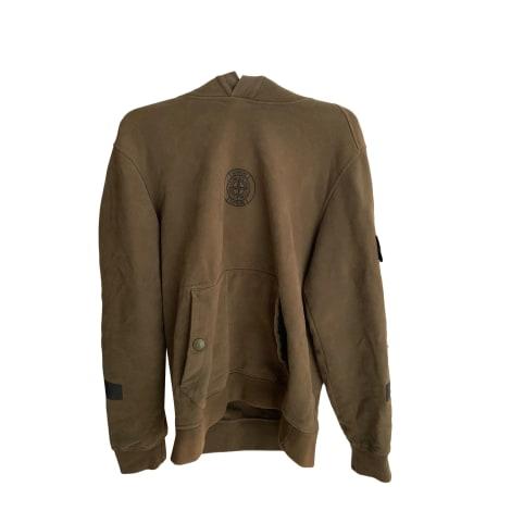 Sweatshirt STONE ISLAND Khaki