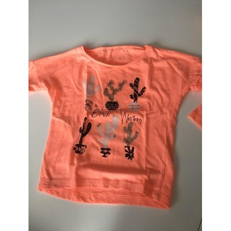 Top, Tee-shirt GÉMO Orange