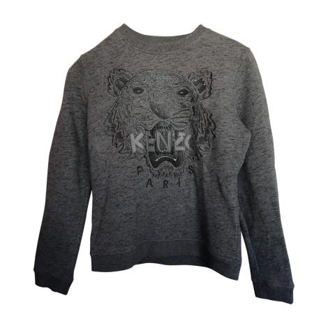 Tops, T-Shirt KENZO Grau, anthrazit