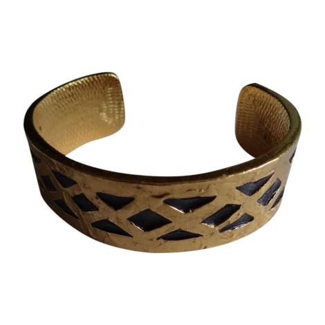 Bracelet YVES SAINT LAURENT Golden, bronze, copper
