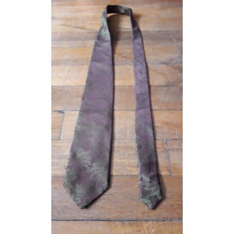 Cravate KENZO Marron