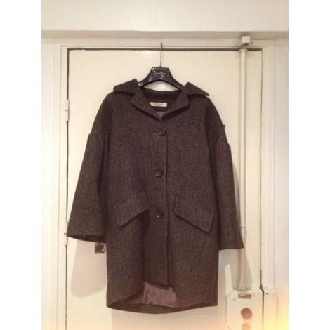 Manteau STELLA FOREST camaieu de marrons