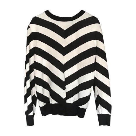 Sweater BALMAIN X H&M White, off-white, ecru
